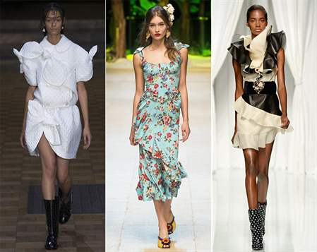 Модные Платья Летом 2017