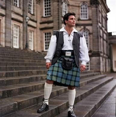 что у шотландца под юбкой