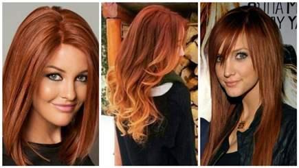 Чем покрасить волосы без краски