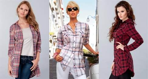 туники рубашки женские фото