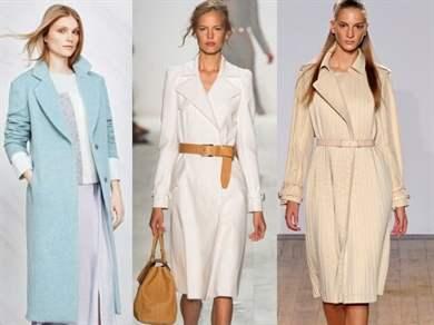 Модное женское пальто весна 2017