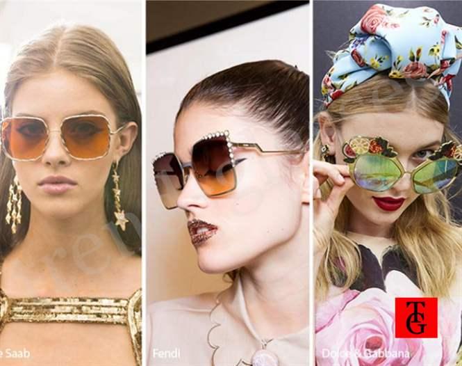 Смотрите ниже нашу фото подборку брендовых и не только женских  солнцезащитных очков. Актуально для 2019 года. 755f6780bf9