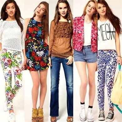 Модная Молодежная Одежда 2018