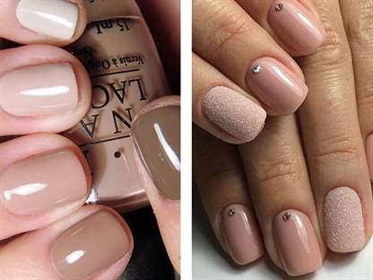 Каким цветом ногти сейчас в моде