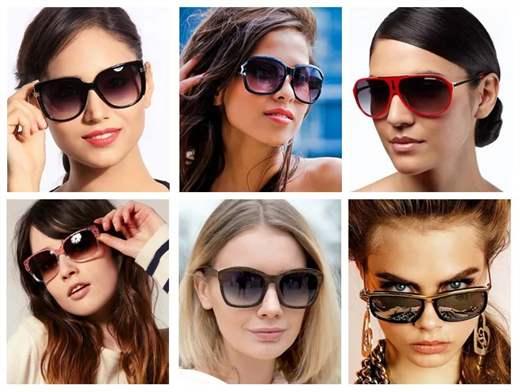 Лицо в солнцезащитных очках
