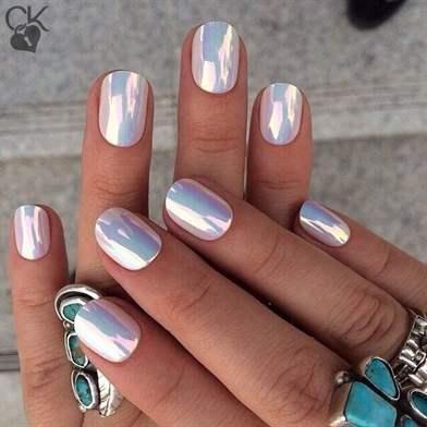 Какой цвет ногтей сейчас в моде 2017 фото