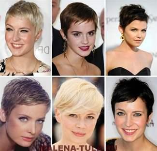 Модельные женские стрижки на короткие волосы 2017-2018