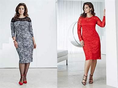Платье на новый год для женщины 50 лет