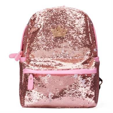 3f2d67f866d2 Это могут быть рюкзаки, покрытые лаком, блестками. В данном сезоне такой  рюкзак возможно использовать и на каждый день, и для «выхода в свет».