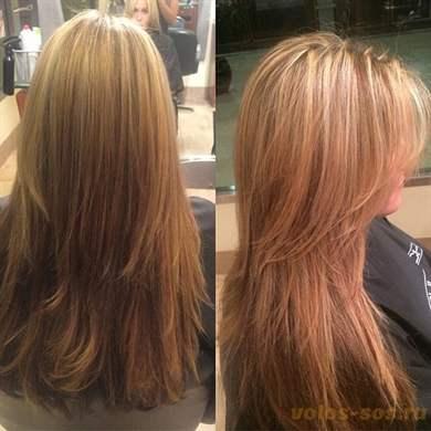 Что лучше каскад или прямые волосы