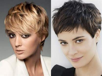 Прически 2017 года женские на короткие волосы фото