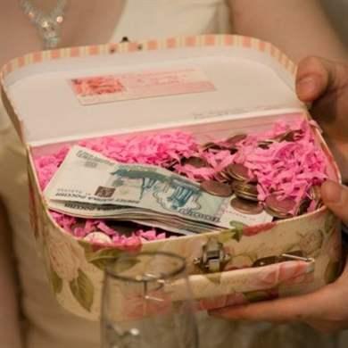 Подарок бывшей на свадьбу
