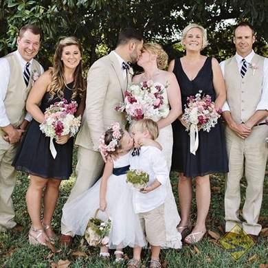 Поздравление для невесты от мамы жениха на
