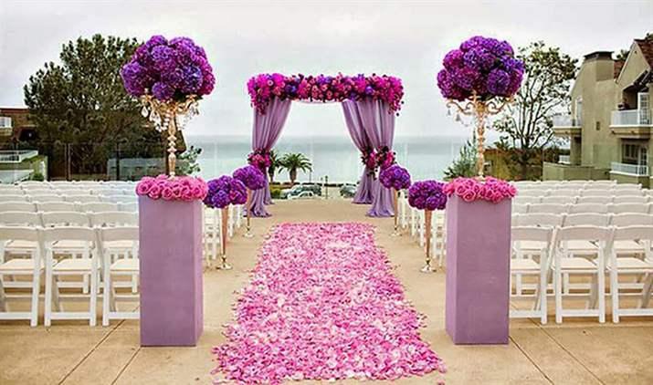 Идеи оформления свадьбы фото