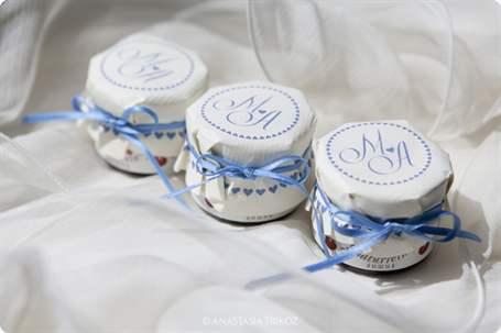Подарки для гостей на свадьбе от молодоженов