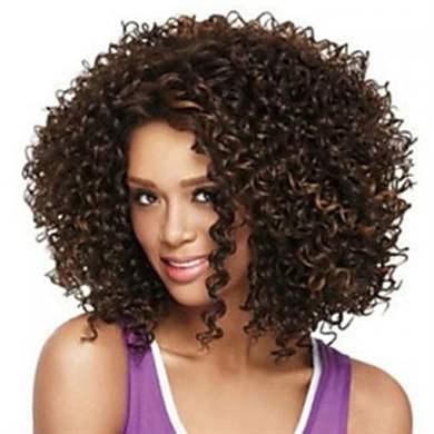Стрижки на вьющиеся средние волосы