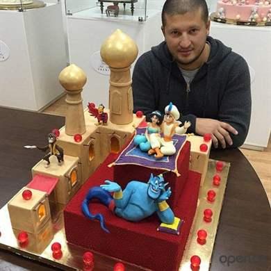 Торт чудесный пень фото 8
