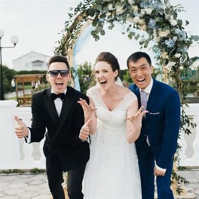 На свадьбу вместо выкупа