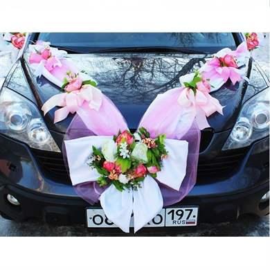 как сделать украшения своими руками машину на свадьбу