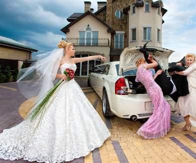 Креативные идеи свадьбы