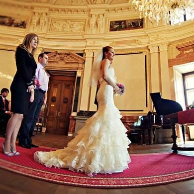 Необычное начало свадьбы сценарий