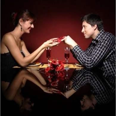 Романтический подарки для двоих 605