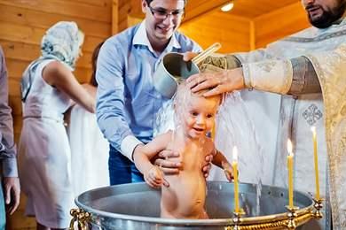 Можно ли креститься беременной женщине? Ответы. - Правмир