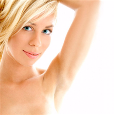 Как отбелить подмышки и зону бикини: советы и рекомендации
