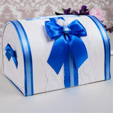 Голубая свадьба: оформление, украшение, наряды в голубых тонах с фото