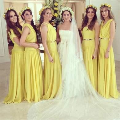 Прически для свидетельницы на свадьбу: правила выбора для разной длины волос