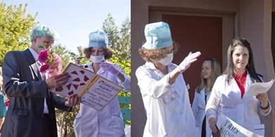 Конкурсы на выкуп с медсестрой