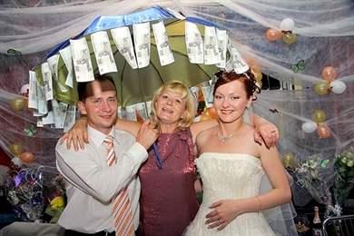 На свадьбу поздравления необычное