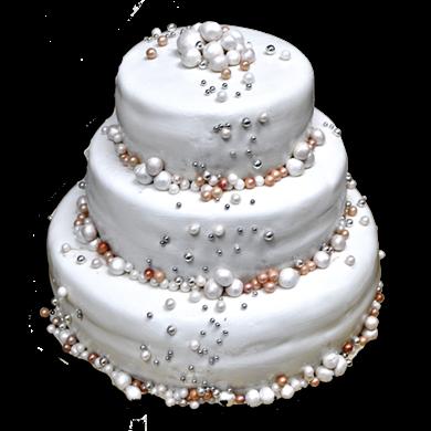 Торт для юбилея 30 лет свадьбы