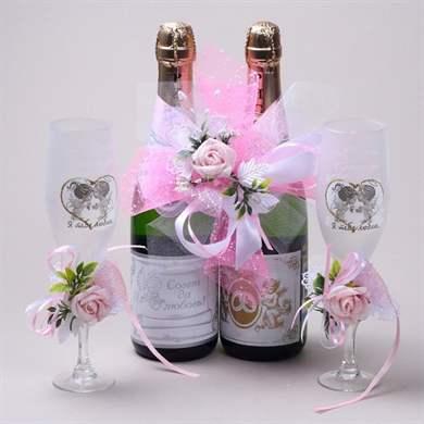 Мастер класс оформление бокалов для свадьбы своими руками фото 621