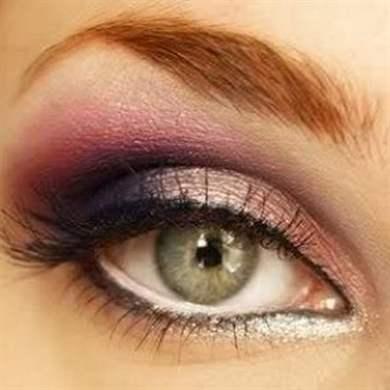 Как из карих глаз сделать зеленые глаза