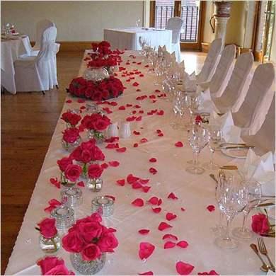 Как своими руками украсить цветами свадьбу