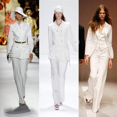 Модные Брючные Женские Костюмы 2013