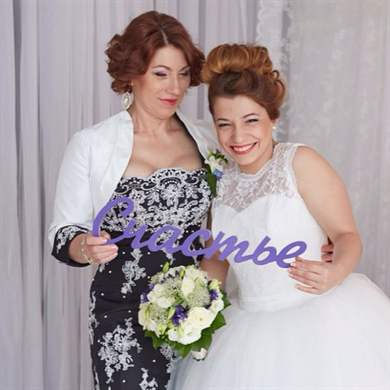 Трогательное поздравление от родителей невесты на свадьбе 4