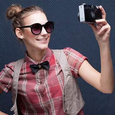 Фото брендовых солнцезащитных очков