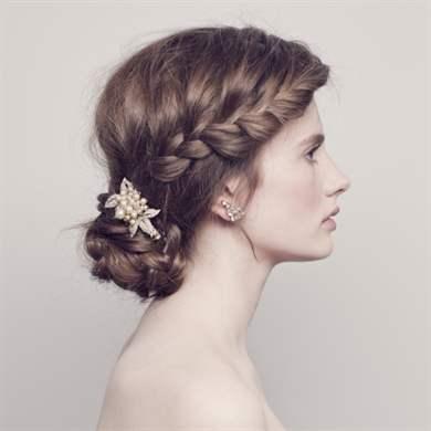 Особенности прически плетение косами