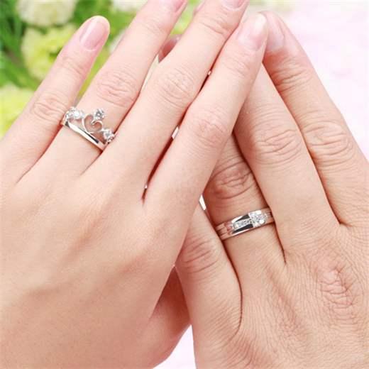 Знаком необычное для с свадьба кольцо