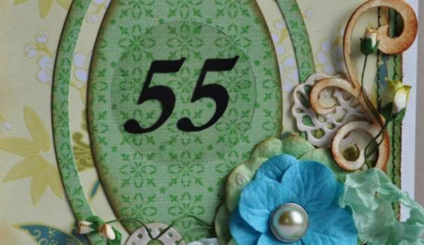 Подарки на изумрудную свадьбу 31