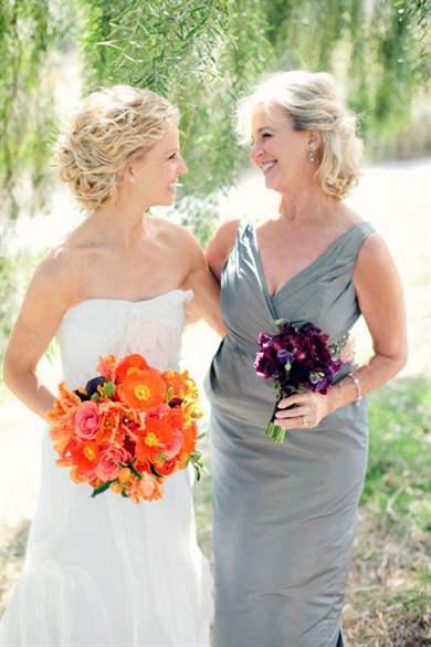 Во что одеть маму невесты на свадьбу фото