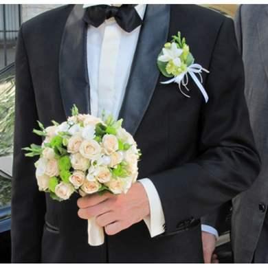 Наряды на бутылки свадебные своими руками фото 156