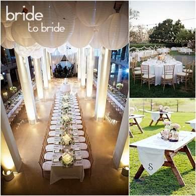 Свадебный фуршет: как организовать и где провести