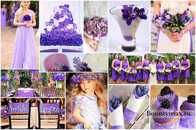 Что обозначает цвет на свадьбу