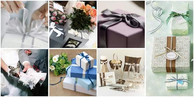Кто кому дарить на свадьбе подарки 174