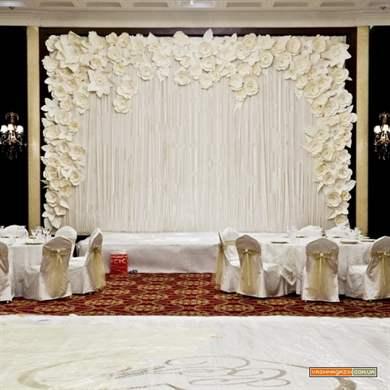 Фотозона на свадьбу: красивые идеи для оформления