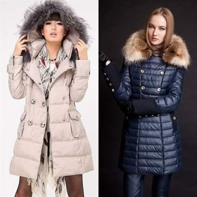 модные женские зимние пальто 2016 фото