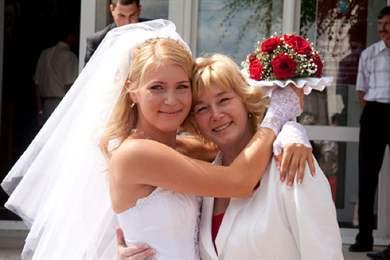 родители невесты и жениха как знакомиться с